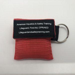 CPR keychain